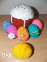 Подарки ручной работы - вязание, вышивка